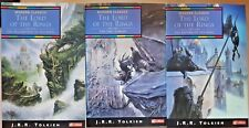 The Lord Of The Rings Trilogy, Includes... By J.R.R.Tolkien, VG~P/B   FREE POST