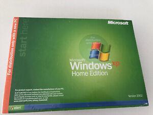 Microsoft Windows Home Edition XP Disc