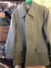 Swedish Army wool mixed Coat, Super Grade, size : XLarge (104)
