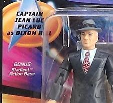 TNG Capt Picard as Dixon Hill Holodeck Star Trek Playmates '94 Figu Next Gen MOC