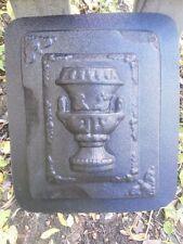 plaster,concrete roman urn plaque plastic mold