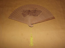 Vintage Old Chinese Hand Fan