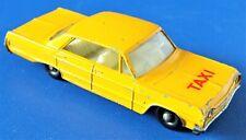 Matchbox Lesney No20 Chevrolet Impala Taxi. Chevy.