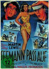 DVD  - Seemann, pass auf - Dean Martin & Jerry Lewis