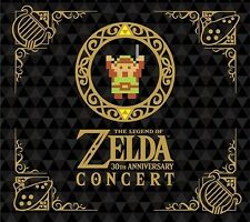Legend Of Zelda: 30t - Legend Of Zelda: 30Th Anniversary Concert [New CD]