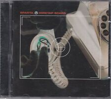 SPARTA - wiretap scars CD