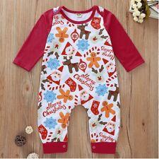 9-12M Newborn Baby Girls Boys Long Sleeve Romper Jumpsuit Badysuit Clothes