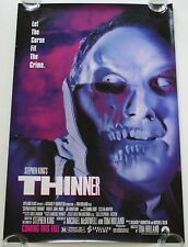 THINNER DS MOVIE POSTER ONE SHEET NEW AUTHENTIC