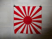 flag834 WW2 Japanese Japan Rising Sun Battle flag/scarf W9E