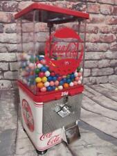 Coke memorabilia Coca cola candy dispenser gumball machine