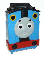 Thomas Tank Engine Train Storage Carry Case Mattel 2009 Take N Play Tote R9114