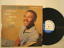 VINTAGE BLUENOTE JAZZ JIMMY SMITH AT THE ORGAN PLAYS PRETTY JUST FOR YOU