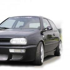 2 JOM Seitenschweller VW Golf 3 Vento Seiten Spoiler R/L Sport Paket schwarz Neu
