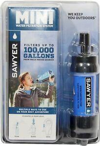 Sawyer Mini PointONE  Wasserfilter Wasseraufbereiter Trinkwasser SP128