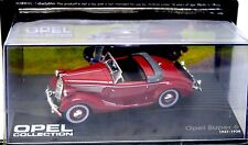 Opel Collection - Opel Super 6, Cabrio, 1937-1938, rot 1:43 in Box (1,4)