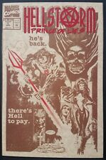 Hellstorm: Prince of Lies #1 (Apr 1993, Marvel) High Grade *Free X-Men Card***