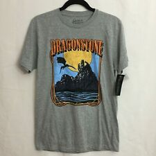GAME OF THRONES Dragonstone Officially HBO Licensed Graphic T-Shirt - Size Small