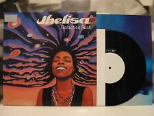 "JHELISA - GALACTICA RUSH LIMITED EDITION LP + 10"" DUB REMIXES UK 1st PRESSING"