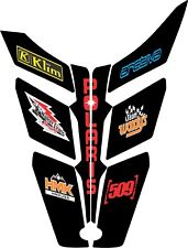 POLARIS HOOD RUSH PRO r  RMK 600 700 800 ASSAULT 120 137 144 155 163  DECAL WRAP
