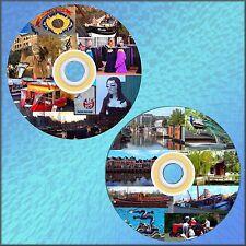 2 DVDs über Groningen Grote Markt Fischmarkt HORTUS Häfen Kanäle Zoo Naturpark