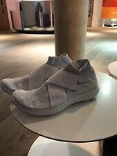 Nike Free Run Motion Flyknit White