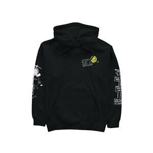 Shoyoroll Batch #112 Vital Principles Mikey Musumeci Hoody Sweatshirt XL Black
