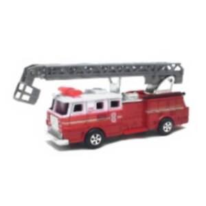 Bleistiftspitzer Feuerwehrauto