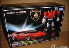ZW Transformers master MP12 red Sideswipe Lamborghini !