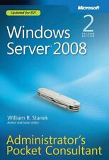 Windows Server 2008 Administrators Pocket Consult