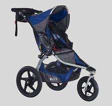 Bob 2016 Revolution Flex Stroller in Stroller Strides Blue! - New! Free Shipping