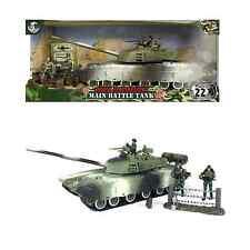 World peacekeepers military char de combat principal armée jouet avec chiffres 3+ ans