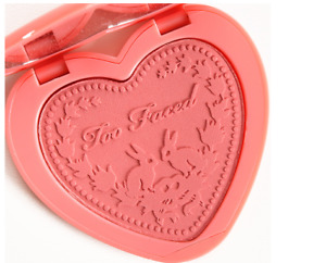 Too Faced LOVE FLUSH 16 Hour Blush Compact Long Wear I WILL ALWAYS LOVE YOU New