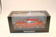 Minichamps 1:43 Porsche Panamera GTS Red 2013 very near mint in box