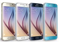 Samsung Galaxy S6 SM-G920F 32 GB Black Schwarz Gold White Weiss Weiß Farbwahl