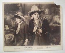 Photo~ ADVENTURES OF TOM SAWYER ~1938 ~Tommy Kelly ~Jackie Moran ~Huck Finn ~CS