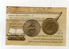 repubblica moneta 200 lire bronzo genova ' 92 - 1992