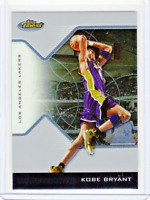 KOBE BRYANT 2004 TOPPS FINEST PREMIUM SERIES CARD LOS ANGELES LAKERS