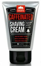 Pacific Shaving Company Caffeinated Shaving Cream, 3 oz