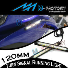 For ZX10R ZX14R ZX7R ZX9R Front Running 12cm Fork Indicator Led Light Strips