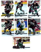 1X ANAHEIM DUCKS 2005-06 Fleer Ultra TEAM SET Lots Available NMMT Selanne