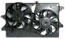 For Ford Contour Mercury Cougar Mystique Dual Radiator & Condenser Fan Assy APDI