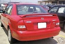PRIMER UN-PAINTED MAZDA PROTEGE 1999-2003 SPOILER WING NEW - ABS PLASTIC