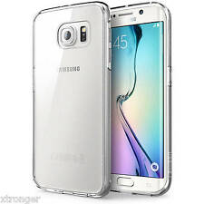 Heavy-Duty HD Clear TPU Case Cover Armor Guard Shield For Samsung Galaxy S7 Edge
