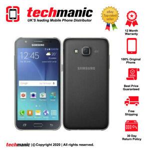 Samsung Galaxy J5 SM-J500F - 8GB - Black (Unlocked) Smartphone
