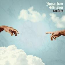 Jonathan Wilson - Fanfare (NEW CD DIGIPACK)
