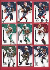 2008 SP AUTHENTIC UPPER DECK Football you pick 8 picks for $2.00 NM TO MINT