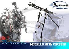 306 - PORTABICI POSTERIORE AUTO 3 BICI PERUZZO MODELLO NEW CRUISER