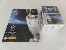 Panini Ligue des Champions 2008 2009 Display 100 pochettes + Leeralbum (not Comme neuf)