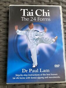 Tai Chi - The 24 Forms DVD By Dr Paul Lam