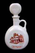VTG Monticello Straight Bourbon Whiskey Decanter OLD FITZGERALD 1849 Kentucky